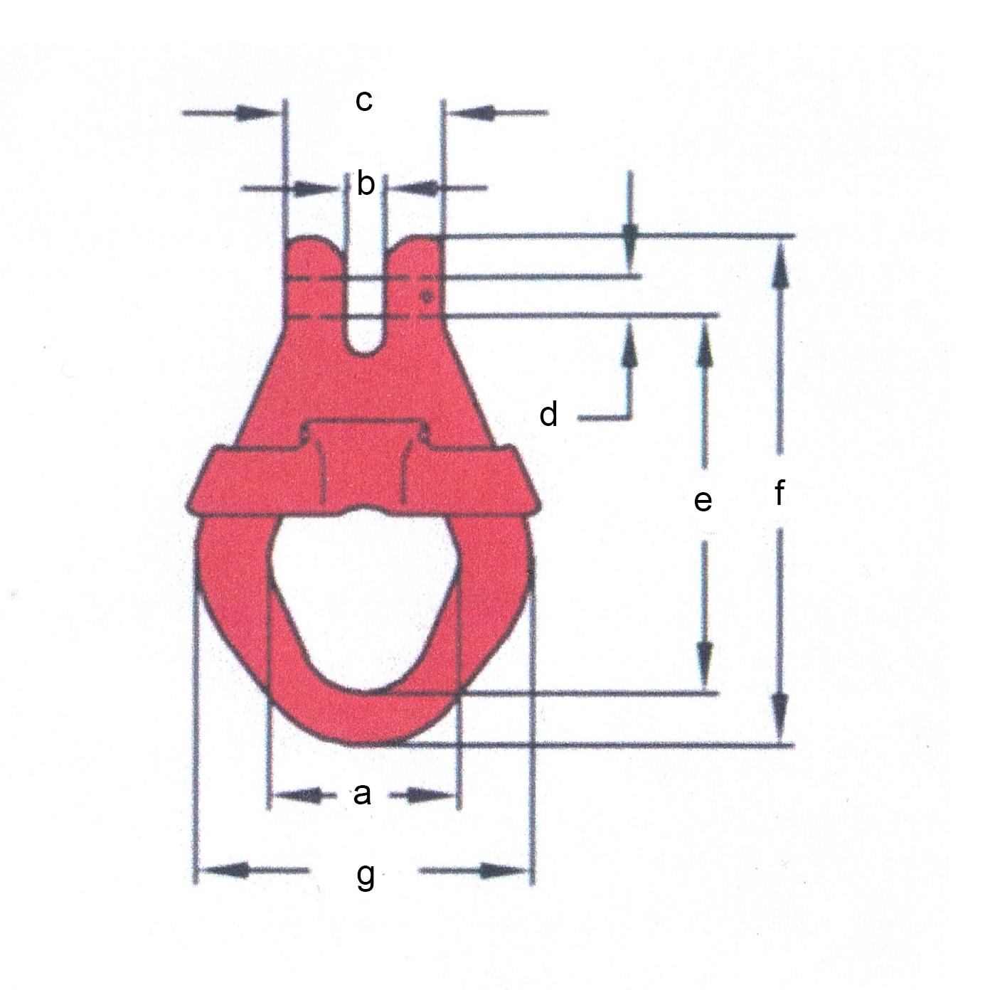 schéma anneau pour benne